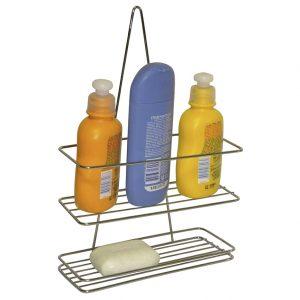Porta Shampoo com Saboneteira - REF: 1194