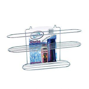 Porta Shampoo com Saboneteira - REF: 1197